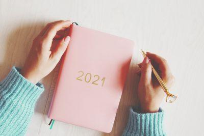 12星座【2021年開運手帳】獅子座はセパレート手帳、蠍座はカレンダー兼用手帳!