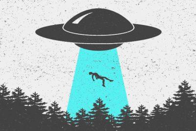 【心理テスト】UFOに連れ去られたあなた、何をされた? 答えでわかる現実逃避タイプ