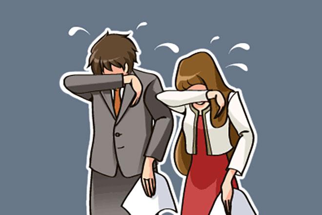 【心理テスト】この2人はなんで泣いている? 答えでわかる、あなたの独立精神旺盛度