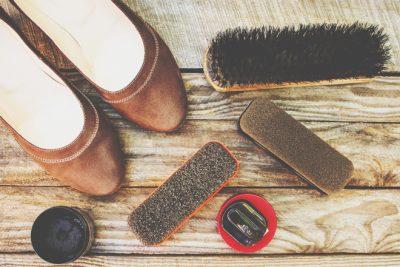 【簡単開運術】仕事がうまくいかないときは、靴を磨いてみよう!