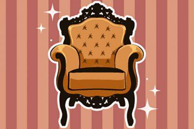 【心理テスト】この椅子に誰が座る? 答えでわかる、恋のストレス度