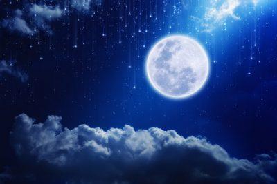 ※2021年版【新月満月カレンダー】7月24日の満月「バックムーン」