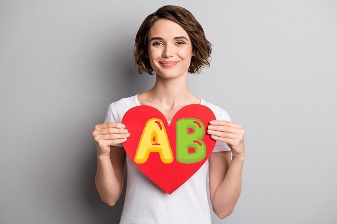 血液型 AB型の性格